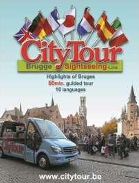 Citytour Bruges