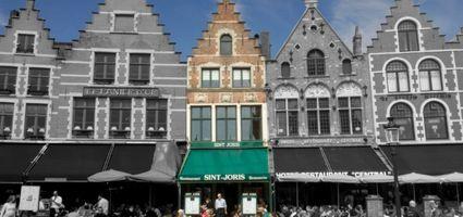 Restaurant Sint-Joris Brugge