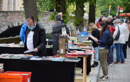 Book market - 7 and 8 August 2021